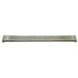 Klockarmband V53F Metall Ilverfärgad 18mm