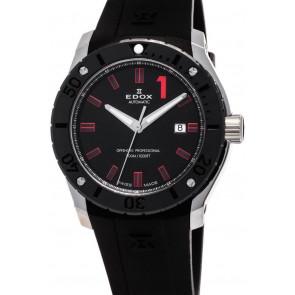 Klockarmband Edox 80088 Gummi Svart