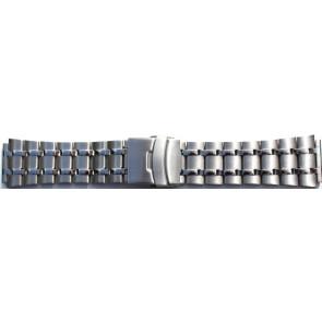 Klockarmband CM3025-26 Metall Rostfritt stål 26mm