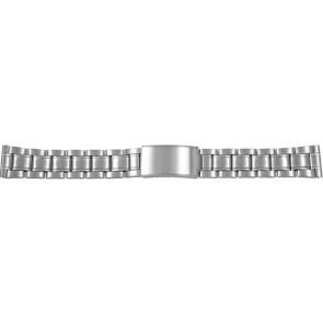 Klockarmband CMA54-26 Metall Ilverfärgad 26mm