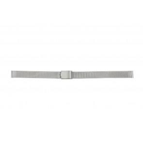 Other brand klockarmband E-ST-ZIL-12 Metall Ilverfärgad 12mm