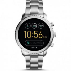 Fossil Fossil Q FTW4000 Q Explorist horloge Digital Män Digital Smartwatch