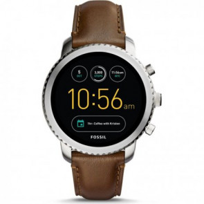 Fossil FTW4003 Digital Män Digital Smartwatch