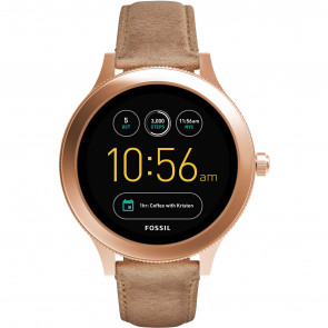 Fossil FTW6005  Q EXPLORIST SMARTWATCH 44MM Digital Kvinnor Digital Smartwatch