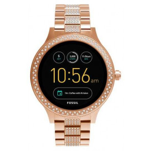 Fossil FTW6008  Q EXPLORIST SMARTWATCH 44MM Digital Kvinnor Digital Smartwatch