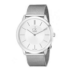 Klockarmband Calvin Klein K3M221 / K605000134 Stål Rostfritt stål