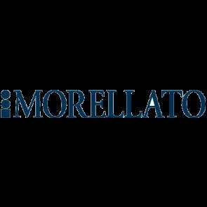 Morellato klockarmband Amadeus G.Croc Mat U0518339061CR22 / PMU061AMADEA22 Krokodilskinn Blå 22mm + default sömmar