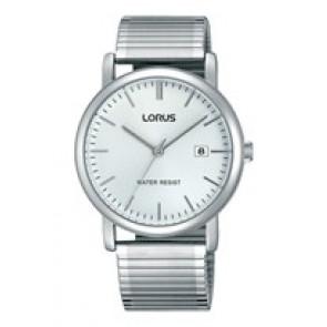 Lorus klockarmband RG855CX9 / VJ32 X246 / RHA042X Metall Ilverfärgad 19mm