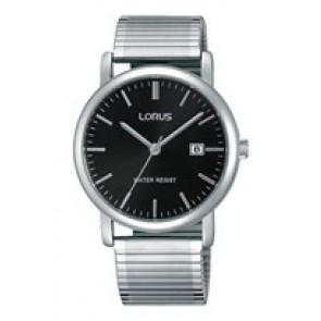 Lorus klockarmband RG857CX9 / VJ32 X246 / RHA042X Metall Ilverfärgad 19mm