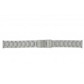 Morellato klockarmband ST0320 Metall Ilverfärgad 20mm