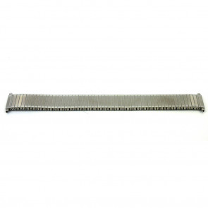 Klockarmband V53D Metall Ilverfärgad 14mm