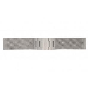 Mondaine klockarmband BM20031 / 12622.ST.2 Metall Ilverfärgad 22mm