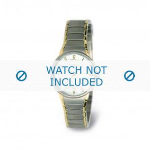Boccia klockarmband 3158-02 Titan Silver 15mm