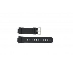 Casio klockarmband DW-004C-1VST / DW-9051-DW-9052 / 71606395 Plast Svart 16mm