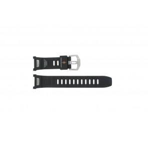 Casio klockarmband PAW-1500-1VV Gummi Svart 16mm
