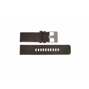 Diesel klockarmband DZ-1467 Läder Brun 24mm