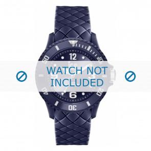 Ice Watch klockarmband 007271 Läder Blå 20mm + default sömmar