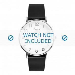 Ice Watch klockarmband 001502 / CT.BSR.36.L.16 Läder Svart 18mm