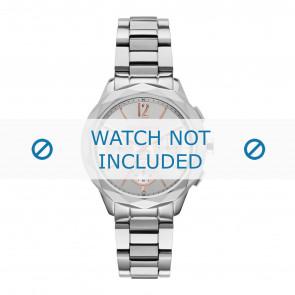 Karl Lagerfeld klockarmband KL4005 Metall Ilverfärgad