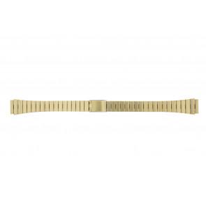 Casio klockarmband  LA670WEGA-9EF / LA670WEGA-9  Stål Guld (Doublé) 13mm