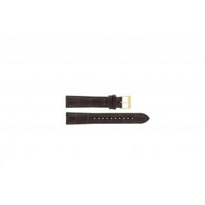 Lorus klockarmband VX32-X383 Läder Brun 18mm