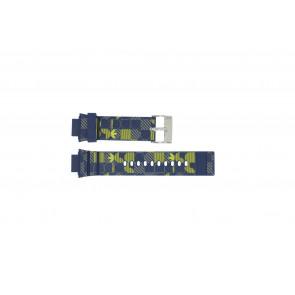 Adidas klockarmband ADH6106 Gummi Blå 16mm