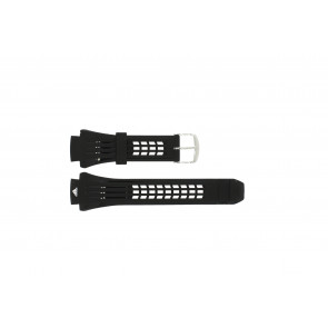 Adidas klockarmband ADP6002 Gummi Svart 19mm