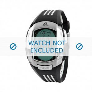 Adidas klockarmband ADP1634 Silikon Svart 17mm