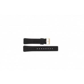 Skagen klockarmband 331XLRLD / 331XLRLDO Läder Brun 19mm + sömmar brun
