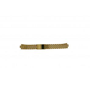 Morellato klockarmband U0492125   Stål Guld (Doublé) 18mm