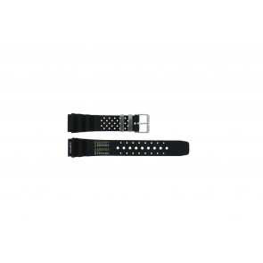 Klockarmband  / Citizen Gummi Svart 20mm