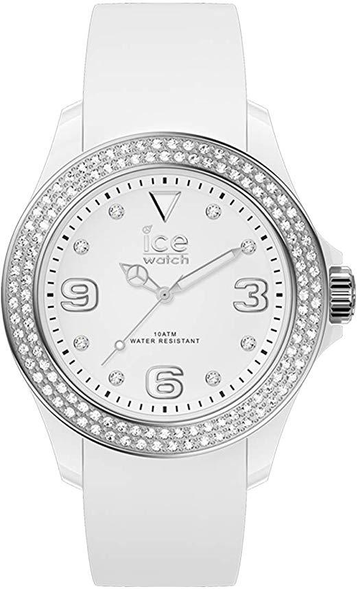 Klockarmband Ice Watch 013740 Silikon Vit 20mm