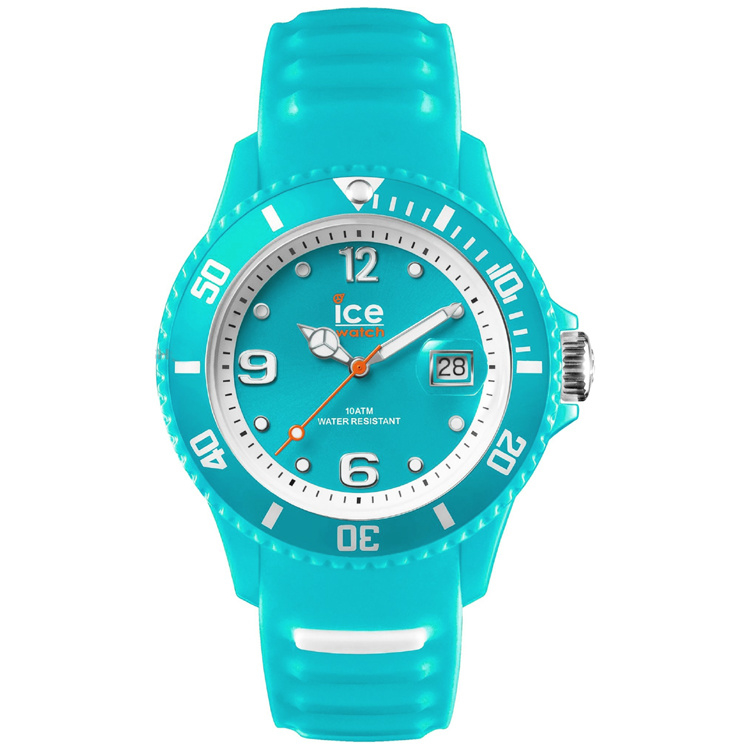 Klockarmband Ice Watch 013792 Plast Turkos 15mm