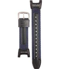 Klockarmband Casio 10113393 / PRS-400B-2V Plast Blå 14mm