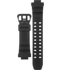 Klockarmband Casio 10378608 / GW-3000BB-1A Plast Svart 14mm