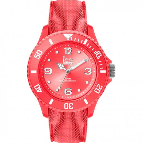 Klockarmband Ice Watch 014237 / IW014237 Nylon/perlon Röd 20mm