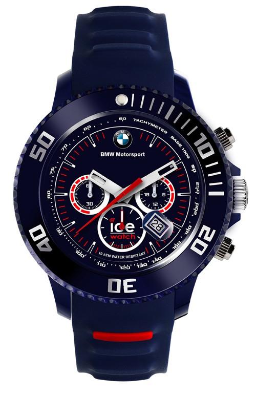 Klockarmband Ice Watch BM.CH.DBE.B.S.13 Gummi Blå 22mm