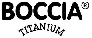 Boccia klockarmband 0406-06 (BO0408-06-40ZW) Läder Svart + default sömmar