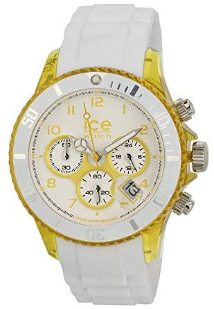Klockarmband Ice Watch CH.WYW.U.S.13 / 005071 Silikon Vit 20mm
