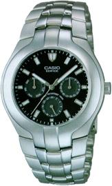 Klockarmband Casio 10076874 / EF-304D-9AV Stål 14mm