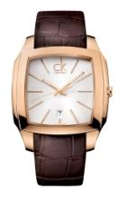 Calvin Klein klockarmband K600.000.095 Läder Brun 20mm
