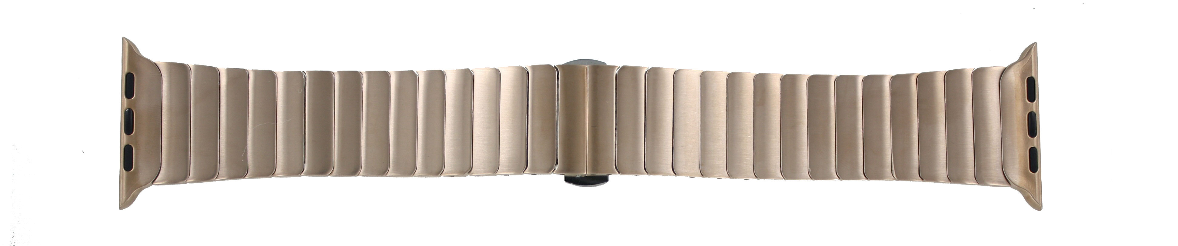 Apple (replacement model) klockarmband LS-AB-107 Stål Guld (Rosé) 42mm