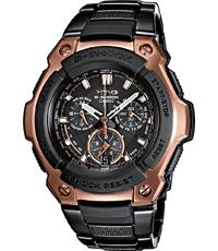 Klockarmband Casio 10292837 / MTG-1000BR / 1100B / 1200B / 1500B Stål Svart 26mm