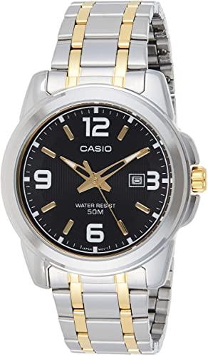 Klockarmband Casio 10376150 / MTP-1314SG-1AV Stål Bi-färg 22mm