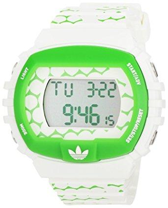 Adidas klockarmband ADH6116 Gummi Vit