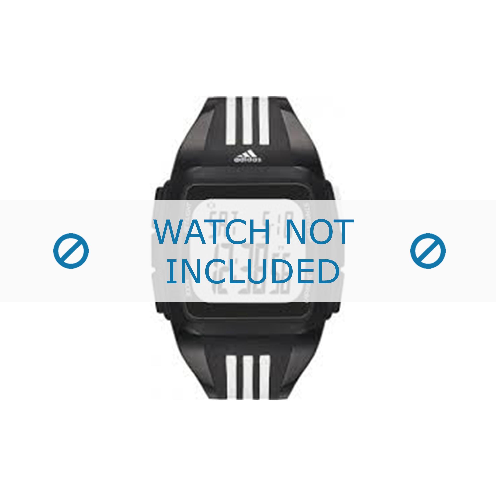 Adidas klockarmband ADP6089 Gummi Svart