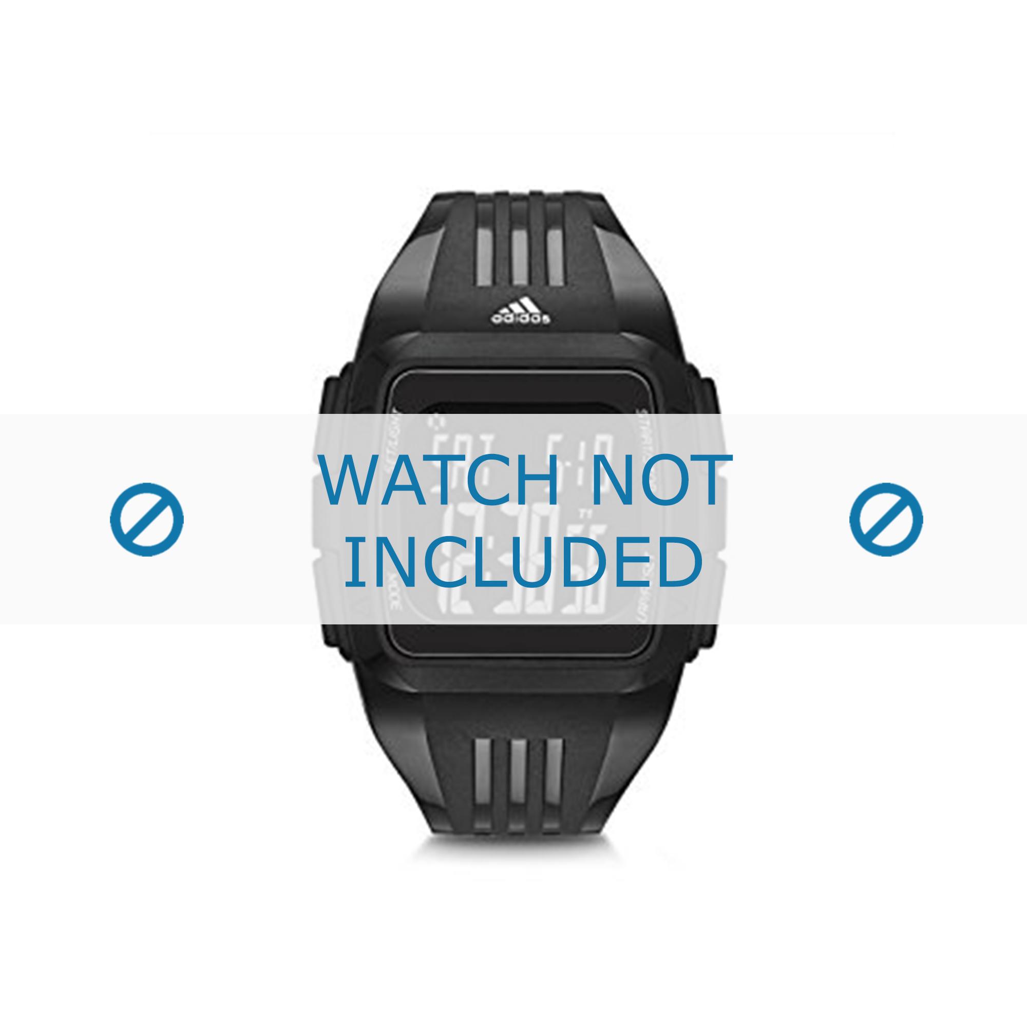 Adidas klockarmband ADP6090 Gummi Svart