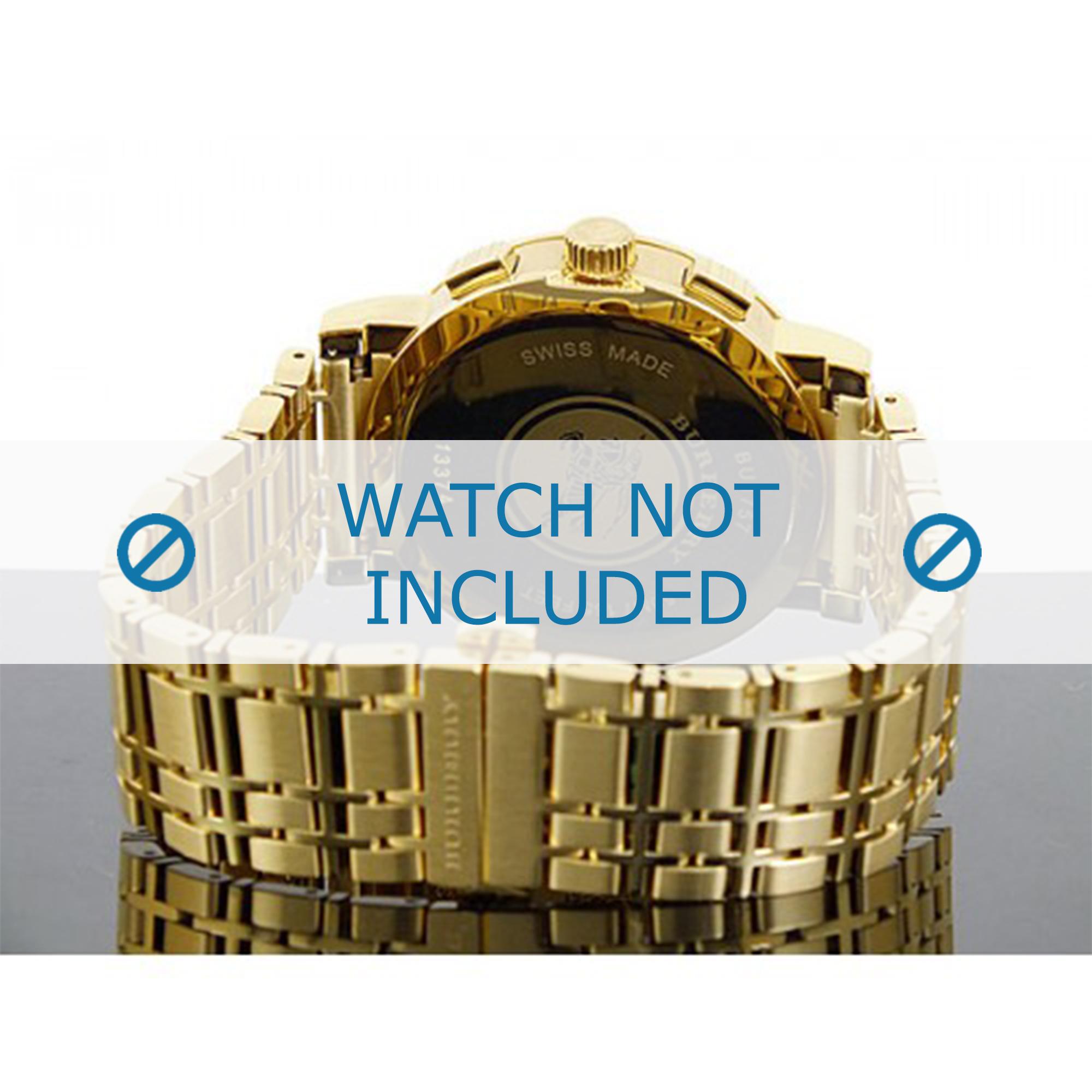 Burberry klockarmband BU1757 Metall Guldpläterad