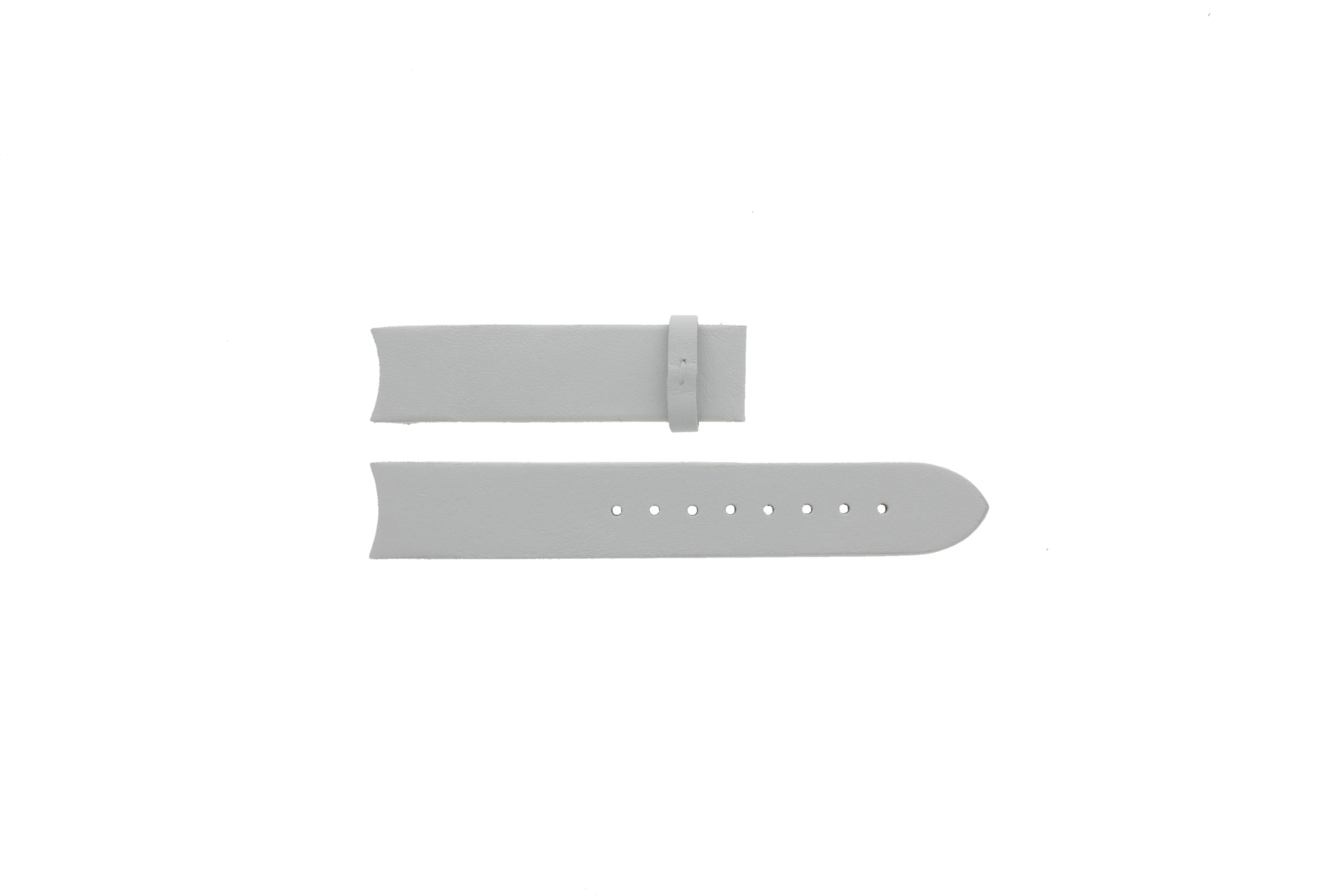 Breil klockarmband TW0287 / BW0172 Läder Vitt 18mm