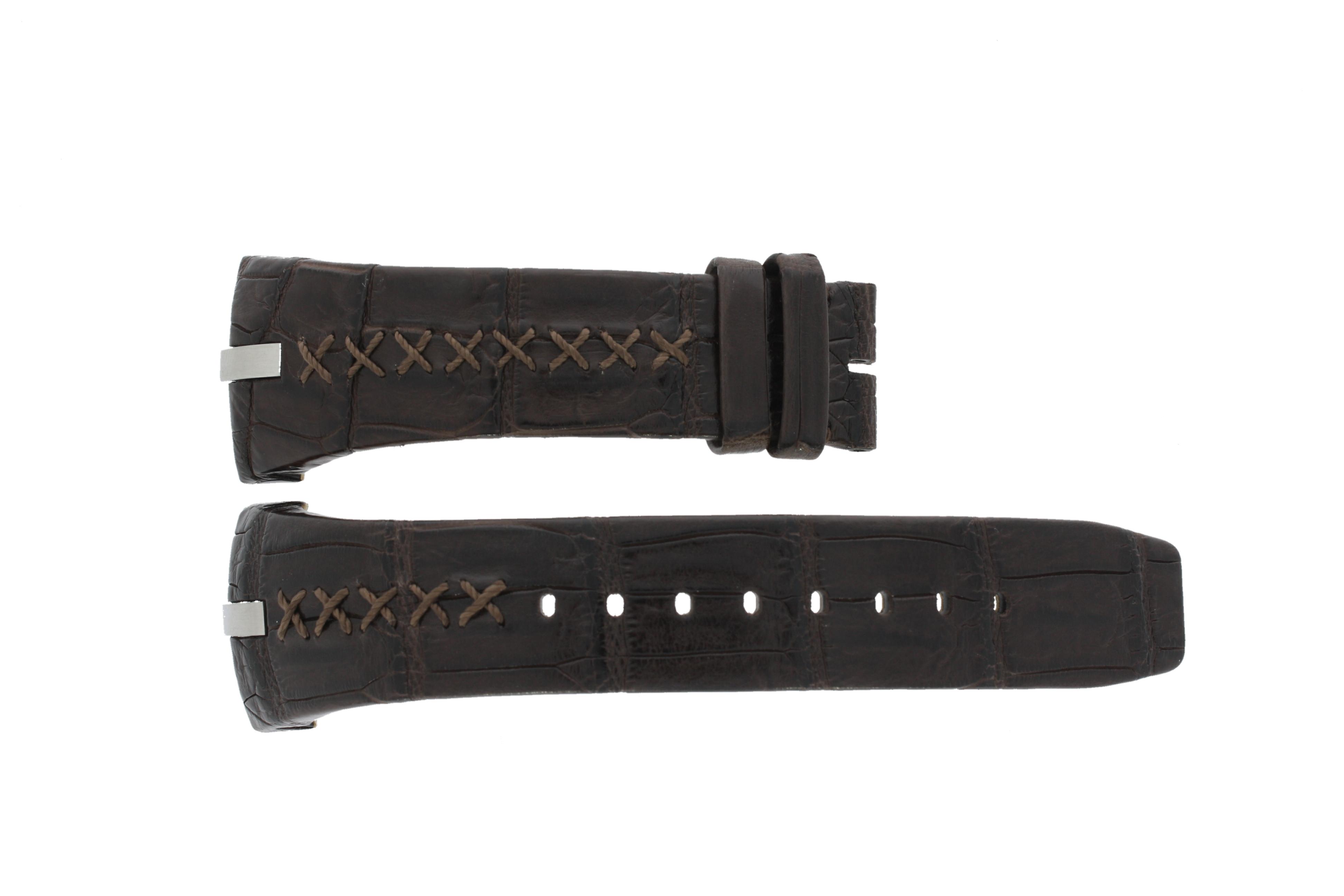 Breil klockarmband BW0486 Läder Brun
